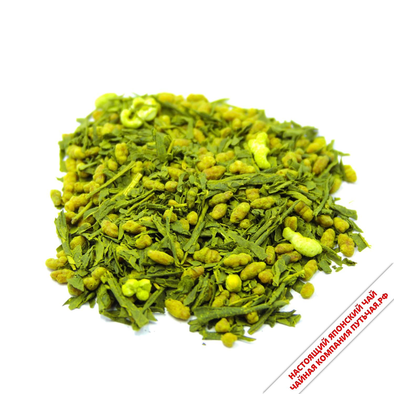 Японский чай Генмайча-3733