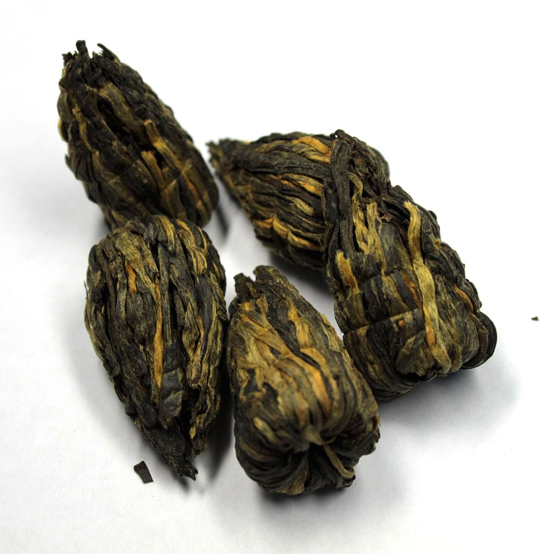 Связанный чай Чёрная башня