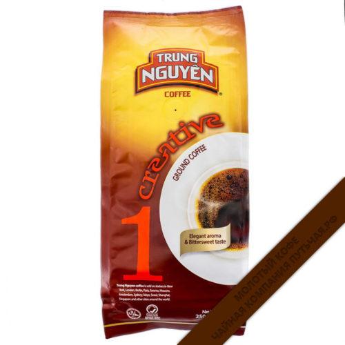 """Купить молотый кофе """"Чанг Нгуен"""" №1 (Робуста) 250 гр"""