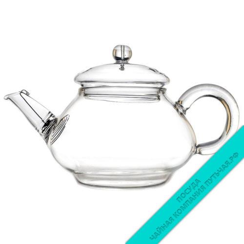 Купить чайник Роза (стекло) 250 мл