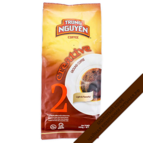 "Купить Молотый кофе ""Чанг Нгуен"" №2 (Арабика, Робуста) 250 гр"