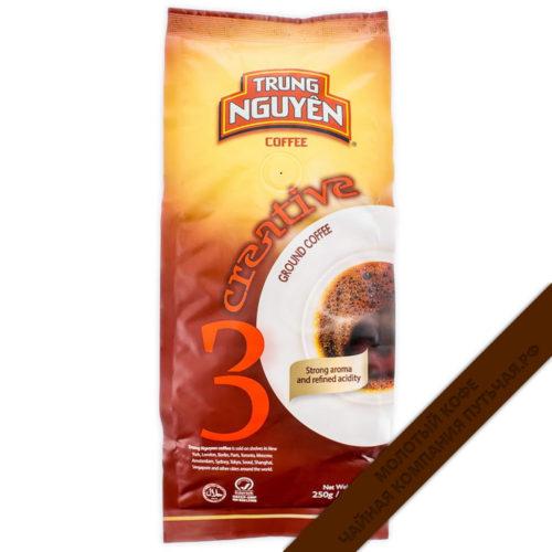 "Купить Молотый кофе ""Чанг Нгуен"" №3 (Арабика) 250 гр"