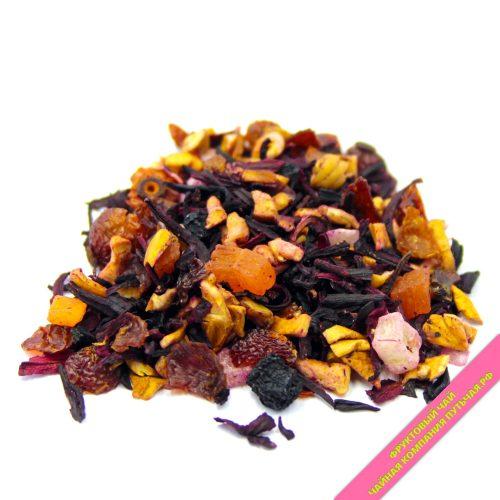 Купить вкусный ягодно фруктовый чай Весёлый Фрукт оптом и в розницу