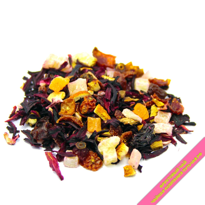 Купить вкусный ягодно фруктовый чай Фруктовая Мечта оптом и в розницу