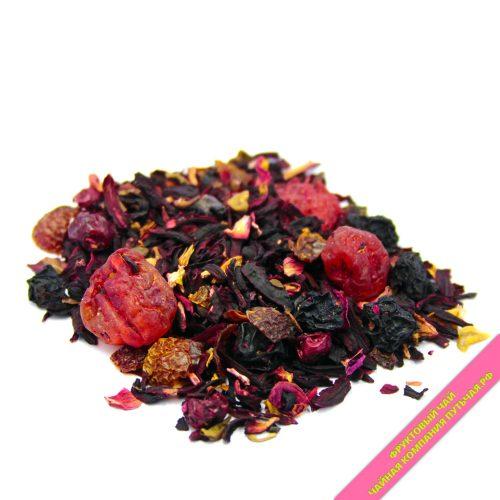 Купить вкусный ягодно фруктовый чай с арбузом оптом и в розницу