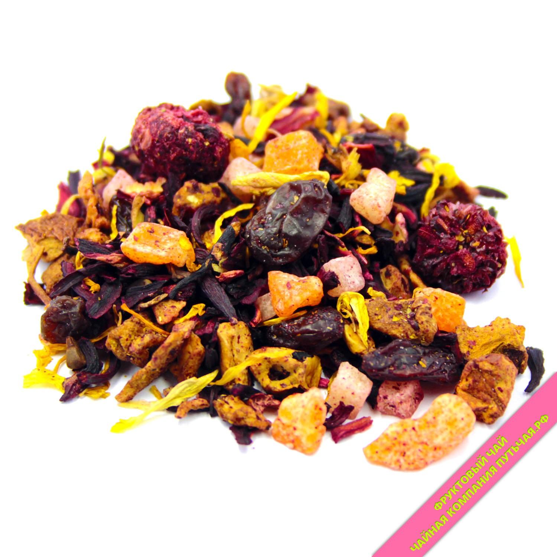 Купить вкусный ягодно фруктовый чай Императорский Сад оптом и в розницу