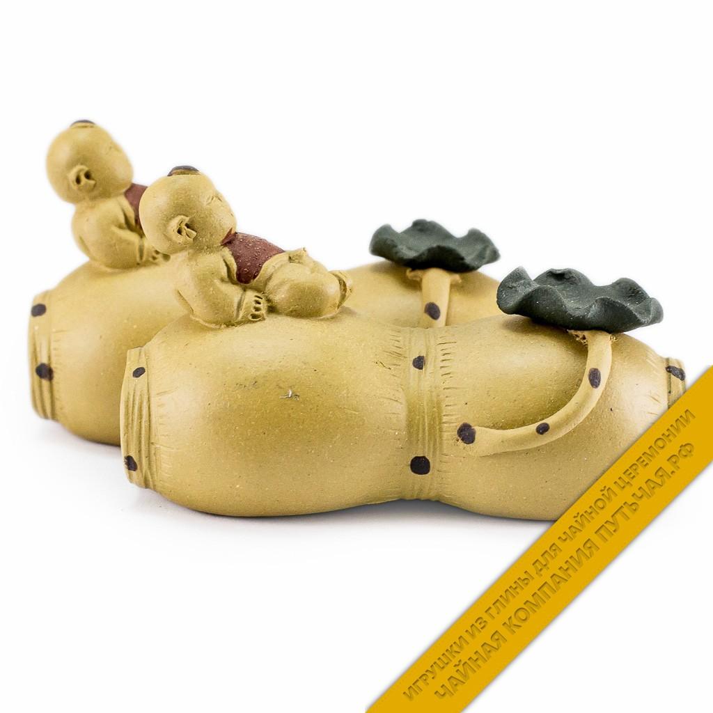 Купить чайную игрушку из глины Плодородие