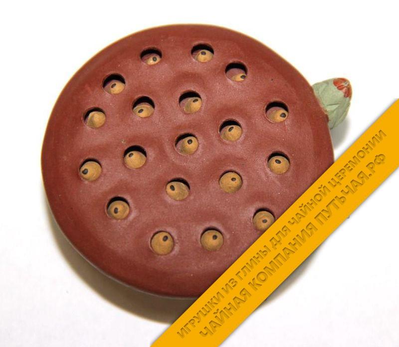 Купить игрушку из глины для чайной церемонии Омут Рождения