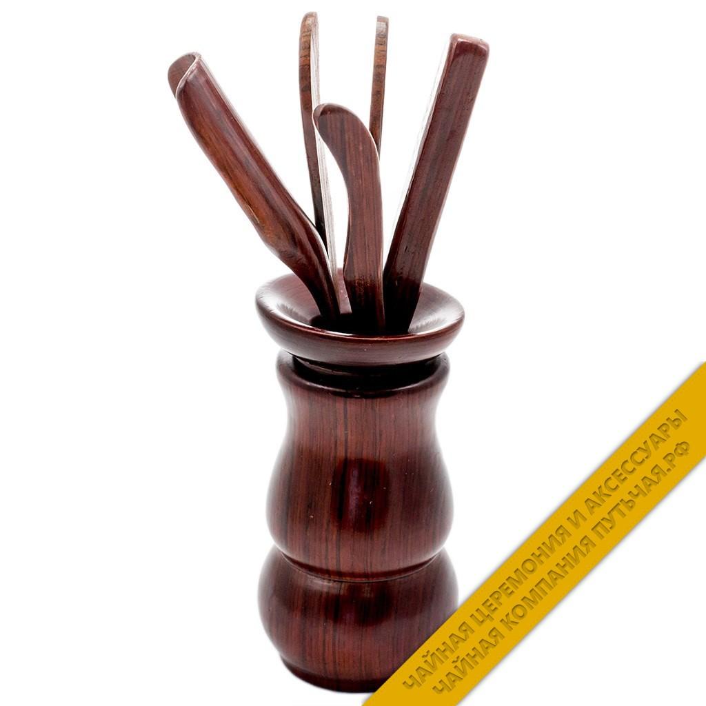 инструменты для чайной церемонии 003
