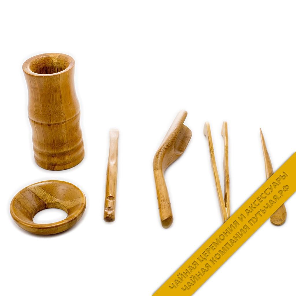 Инструменты для чайной церемонии 004-2196