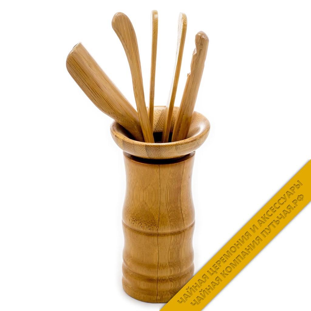 инструменты для чайной церемонии 004