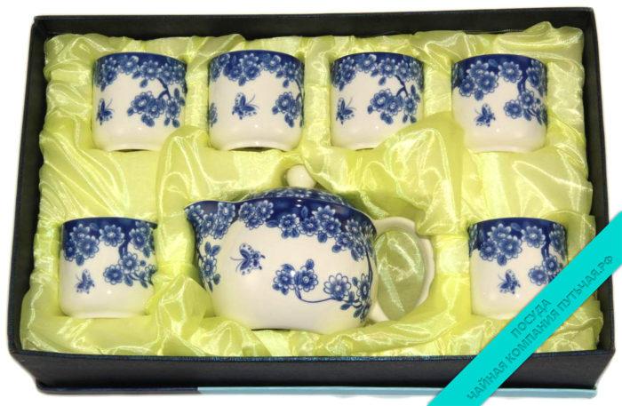 Сервиз чайный (фарфор) 6 персон-2565