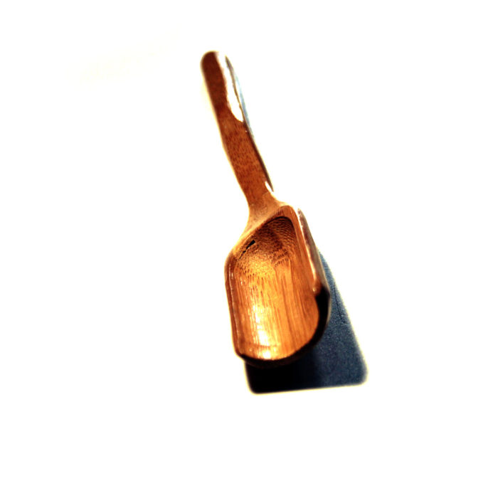 Классическая фасовочная бамбуковая ложечка для чая