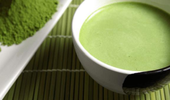 введение - рецепты с чаем матча