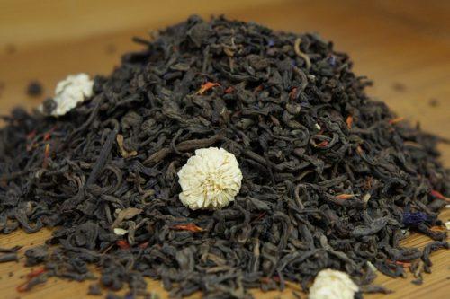 Купить настоящий китайский россыпной чай шу пуэр Ирландский Крем Оптом и в розницу с доставкой. Фото.