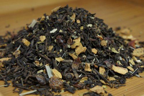 Купить настоящий китайский россыпной чай шу пуэр Фитнес Оптом и в розницу с доставкой. Фото.
