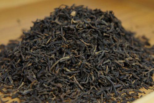 Купить настоящий китайский россыпной чай шу пуэр Императорский 2004 Г Оптом и в розницу с доставкой. Фото.