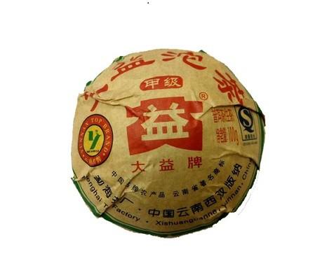 Купить настоящий китайский прессованный чай шен то ча пуэр 2009 Год Оптом и в розницу с доставкой. Фото.