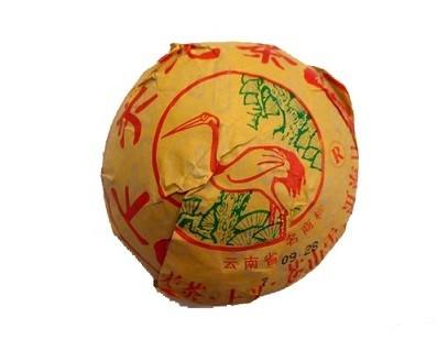 Купить настоящий китайский прессованный чай шен то ча пуэр 2007 Год Оптом и в розницу с доставкой. Фото.