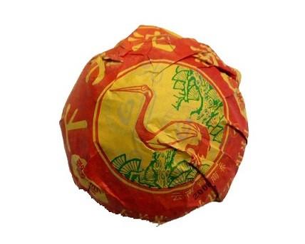 Купить настоящий китайский прессованный чай шен то ча пуэр 2008 Год Оптом и в розницу с доставкой. Фото.