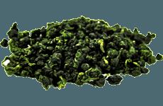 Купить тайваньский чай Светлый Улун зелёная Габа Алишань Изумрудная оптом и в розницу