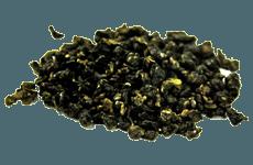 Купить чай светлый Улун Габа Алишань - Нефритовая (органик) оптом и в розницу