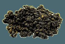 Купить тайваньский чай Тёмный Улун чёрная Габа Алишань Янтарная - выдержанная оптом и в розницу