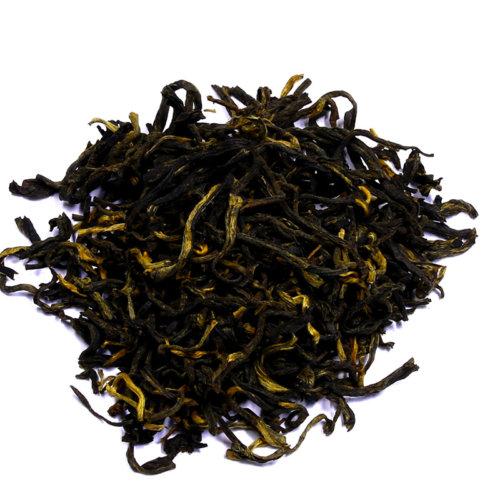 КУПИТЬ знаменитый элитный Китайский красный чай с земли Дянь премиального качества из провинции Юньнань, - чай красный Дянь Хун GOLD TIPS оптом и в розницу, от производителя - со склада из Москвы. Быстрая доставка по РФ. Низкая цена. Фасовка от 25 гр. Так же у нас Вы можете заказать премиальный красный чай из семейства Дянь Хун в разных вариантах исполнения: Дянь Хун всех возможных категорий, включая прессованный чай Дянь Хун, а так же чай Дянь Хун с добавками и разной степенью содержания типсов .