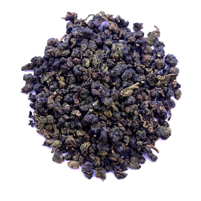 Купить чай светлый Улун зелёная Габа Алишань - Малахитовая (выдержанная) оптом и в розницу со склада в Москве в интернет магазине. Быстрая доставка, самая низкая цена, высокое качество. Чайная компания ПУТЬ ЧАЯ