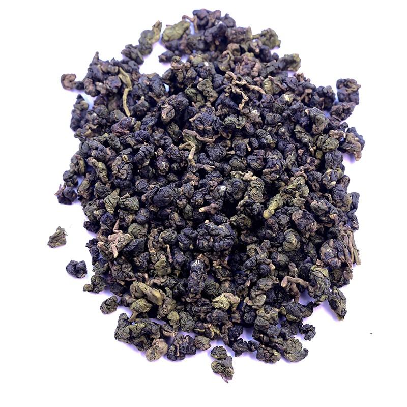 Купить чай Улун зелёная Габа Алишань - Малахитовая (выдержанная) оптом и в розницу со склада в Москве в интернет магазине. Быстрая доставка, самая низкая цена, высокое качество. Чайная компания ПУТЬ ЧАЯ