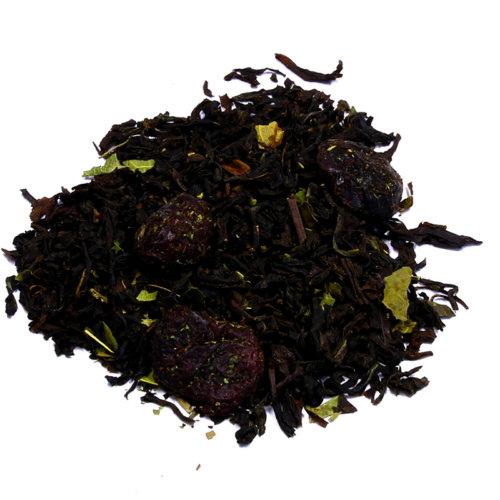 КУПИТЬ знаменитый настоящий легендарный чай чёрный с добавками Дикая вишня оптом и в розницу, от производителя - со склада из Москвы. Быстрая доставка по РФ. Низкая цена. Фасовка от 25 гр.