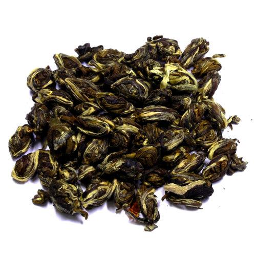 Мы предлагаем выбрав по фотографии: Купить жасминовый зелёный чай Моли Фень Янь - Глаз Феникса оптом и в розницу от производителя! Быстрая доставка по РФ и странам ТС.