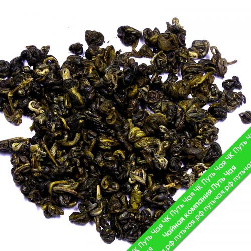 Мы предлагаем выбрав по фотографии: Купить чай зелёный спираль Чжэнь Ло оптом и в розницу от производителя! Быстрая доставка по РФ и странам ТС.