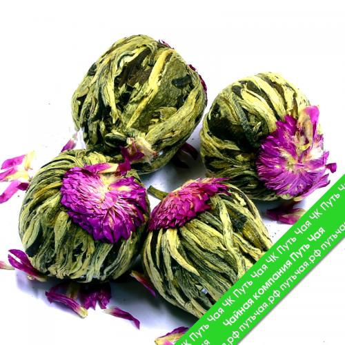 КУПИТЬ знаменитый настоящий легендарный связанный чай зелёный шарик Нефритовый персик дракона оптом и в розницу, от производителя - со склада из Москвы. Быстрая доставка по РФ. Низкая цена. Фасовка от 25 гр.
