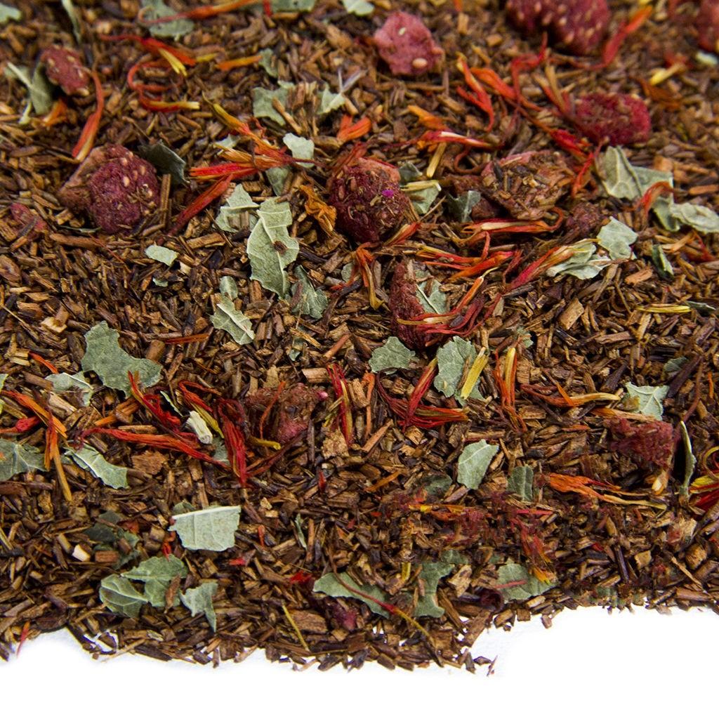 чай ройбуш земляничный купить